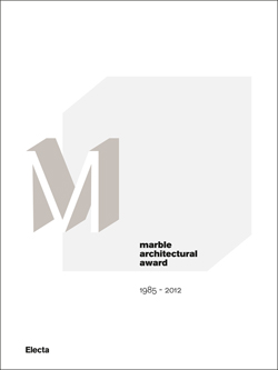 Marble architectural award