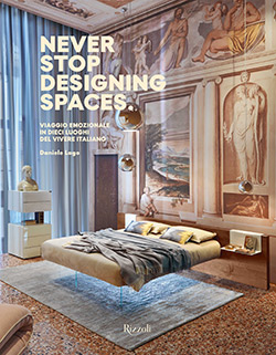 Never stop designing spaces