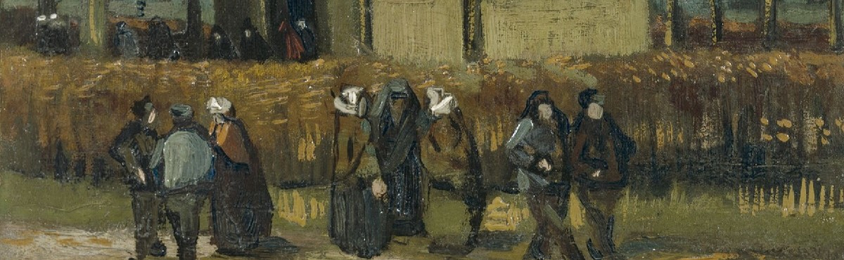The recovered masterpieces by Van Gogh exclusively at Capodimonte