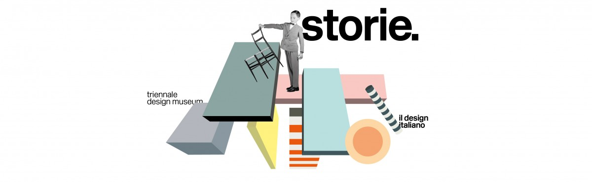From the cover of Triennale Design Museum. Storie.© Gio Ponti Archives