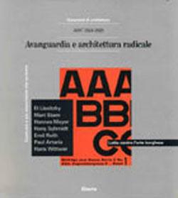 ABC 1924-1928. Avanguardia e architettura radicale