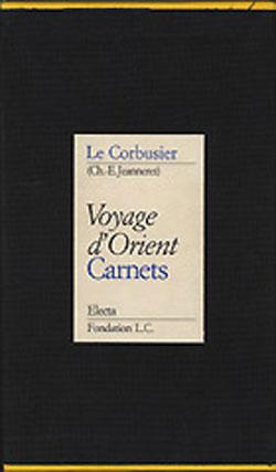 Voyage d'Orient. Carnets
