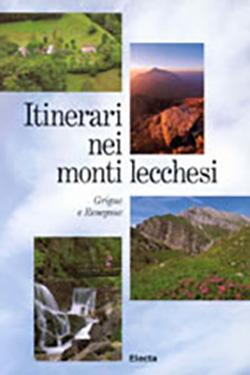 Itinerari nei monti lecchesi