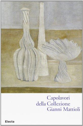 I Capolavori della Collezione Gianni Mattioli