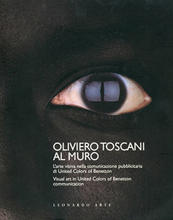 Oliviero Toscani al muro