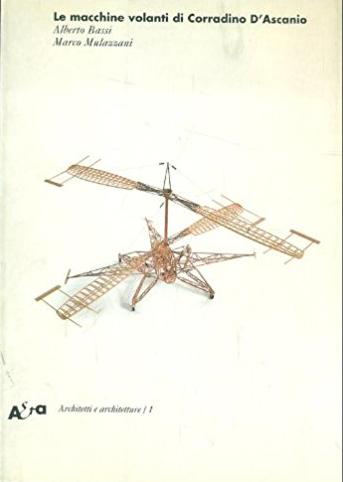 Le macchine volanti di Corradino D'Ascanio