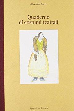 Quaderno di costumi teatrali