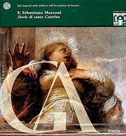 Sebastiano Mazzoni. Storie di santa Caterina