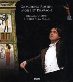 Gioachino Rossini. Moise et Pharaon