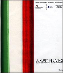 Luxury in living