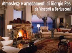 Atmosfere e arredamenti di Giorgio Pes