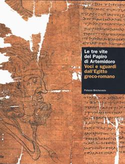 Le tre vite del papiro di Artemidoro
