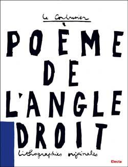 Le Corbusier Poeme de l'angle droit