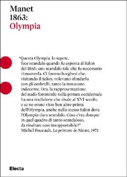 Manet 1863:Olympia