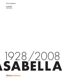 Casabella 1928-2008