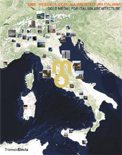 Medaglia d'oro all'architettura italiana