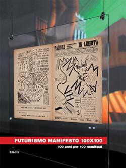 Futurismo Manifesto 100×100