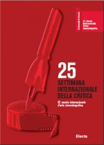 25 Settimana Internazionale della Critica
