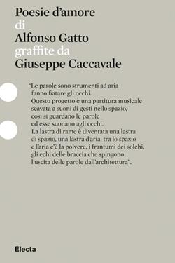 Poesie d'amore di Alfonso Gatto