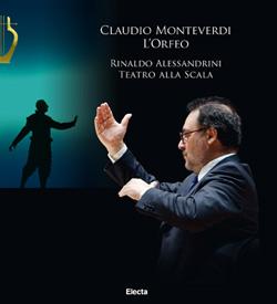 Claudio Monteverdi. L'Orfeo