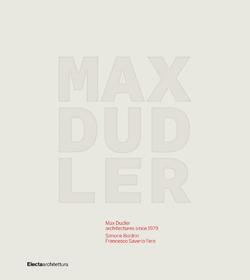 Max Dudler