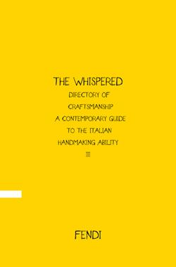 The Whispered III
