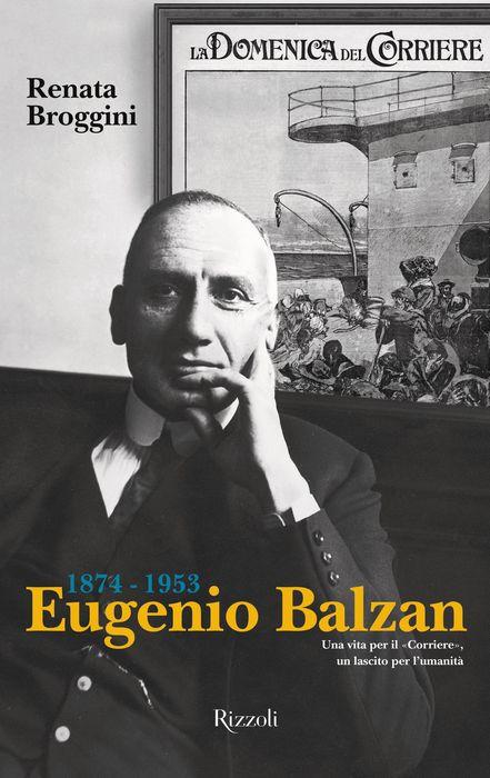 Eugenio Balzan 1874-1953