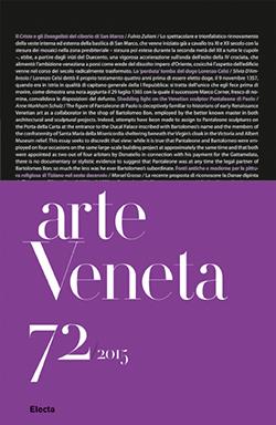 Arte Veneta 72/2015