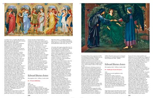 Dante Gabriel Rossetti, Edward Burne-Jones e il mito dell'Italia nell'Inghilterra vittoriana