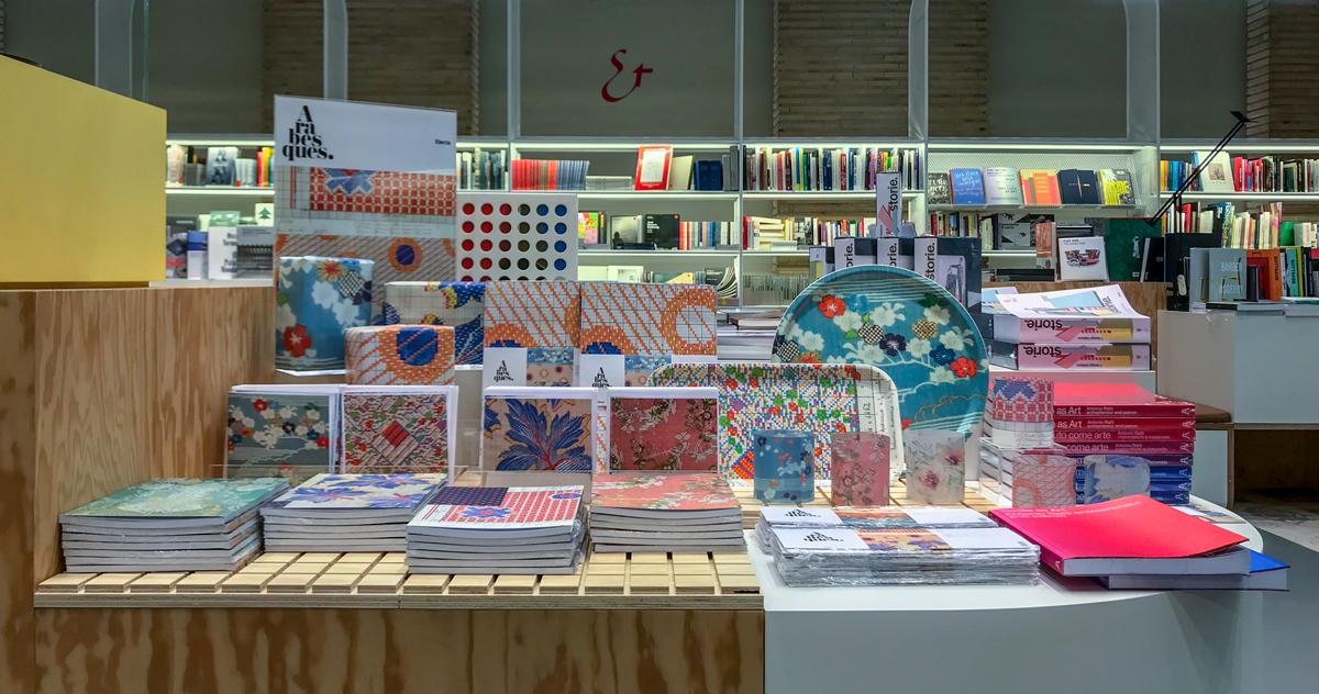 Bookshops and merchandising