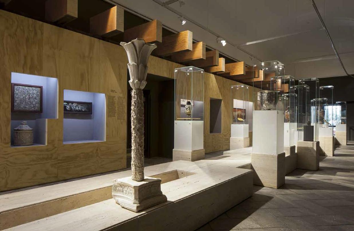 """Exhibition """"Mito e Natura"""", Milan-Naples 2015-16"""