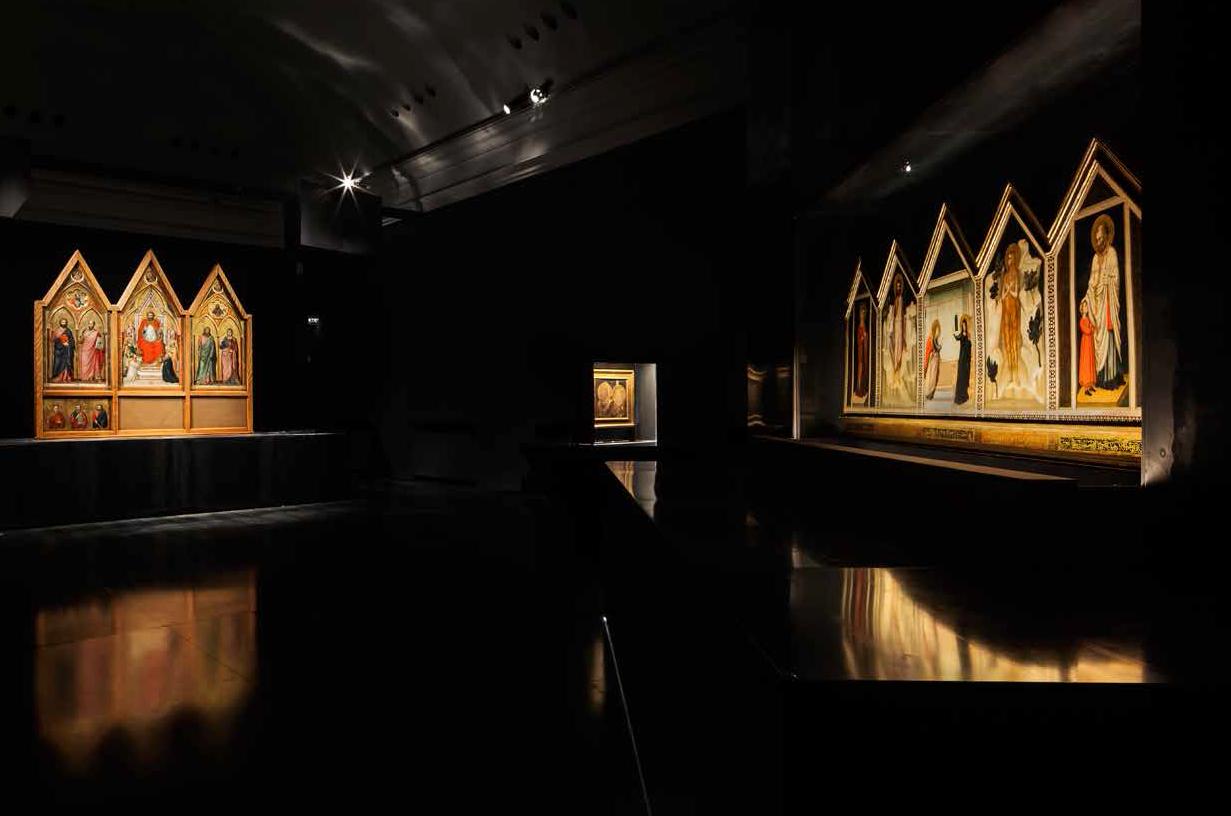 Giotto, l'Italia - Milano, Palazzo Reale 2015-16