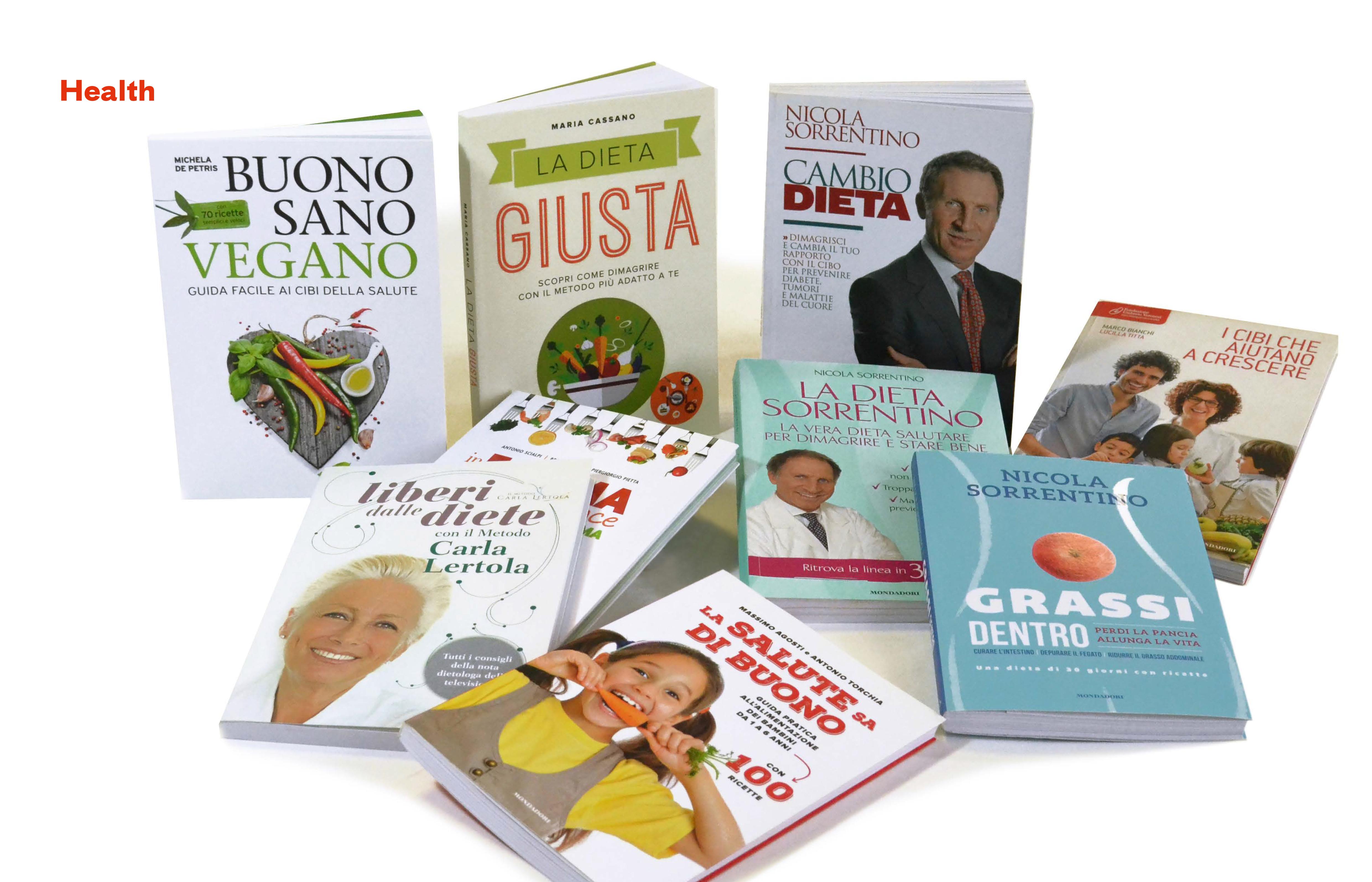 I volumi di salute e benessere