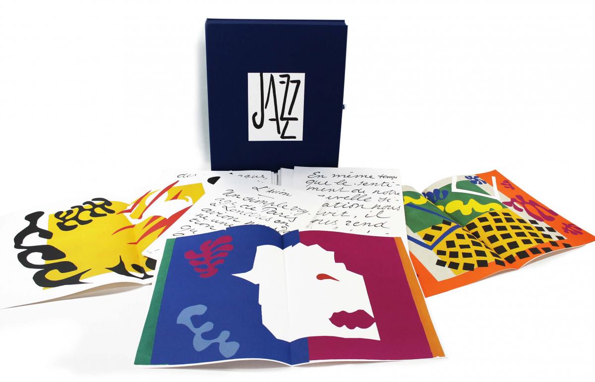 Ristampa anastatica di Jazz di Henri Matisse