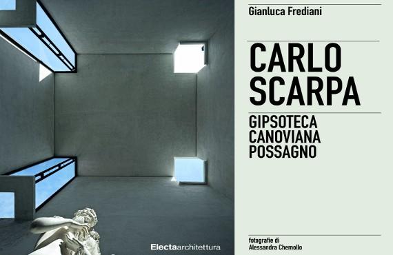 Carlo Scarpa, la Gipsoteca canoviana
