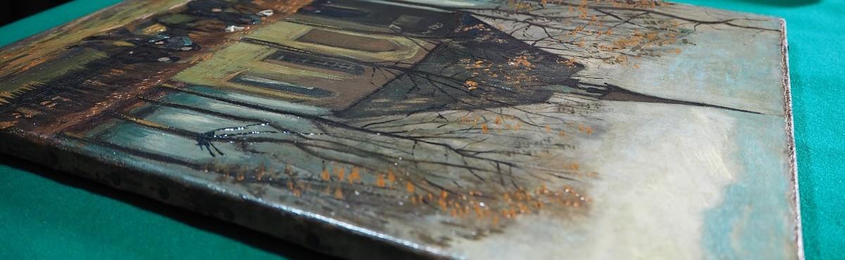 I capolavori ritrovati di Van Gogh in esclusiva a Capodimonte