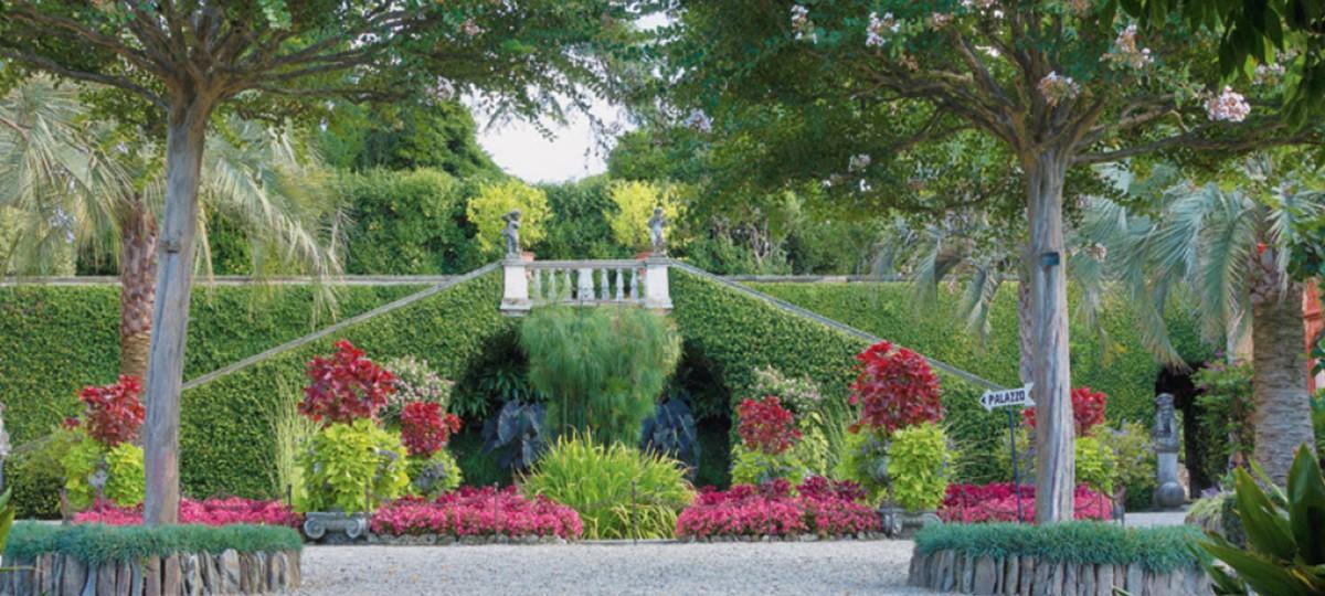 I giardini delle Isole Borromee