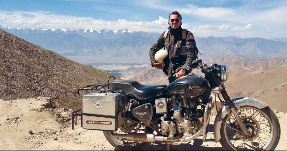 Manuale di viaggio per motociclisti Overland