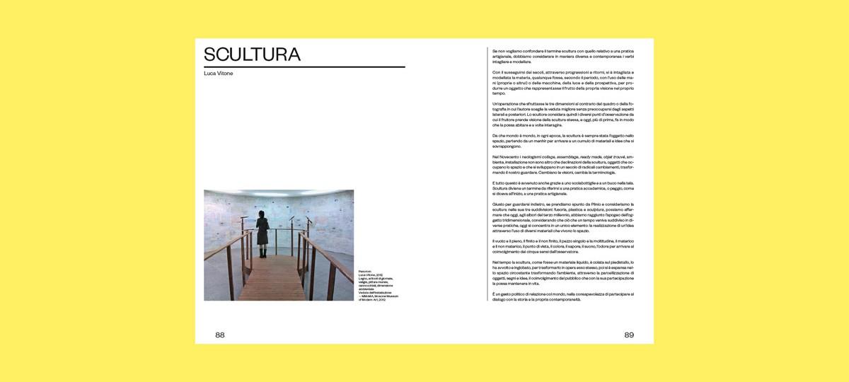 Palatino Contemporaneo. Da Duchamp a Cattelan. Arte contemporanea sul Palatino