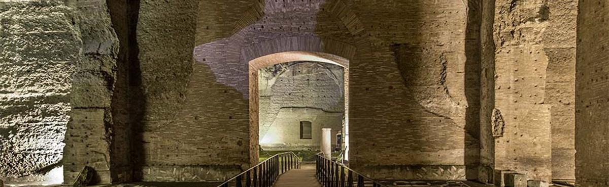 Notturni d'estate a Caracalla