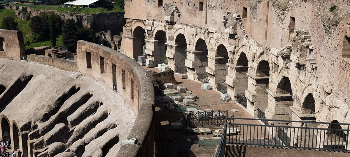 livello del Colosseo