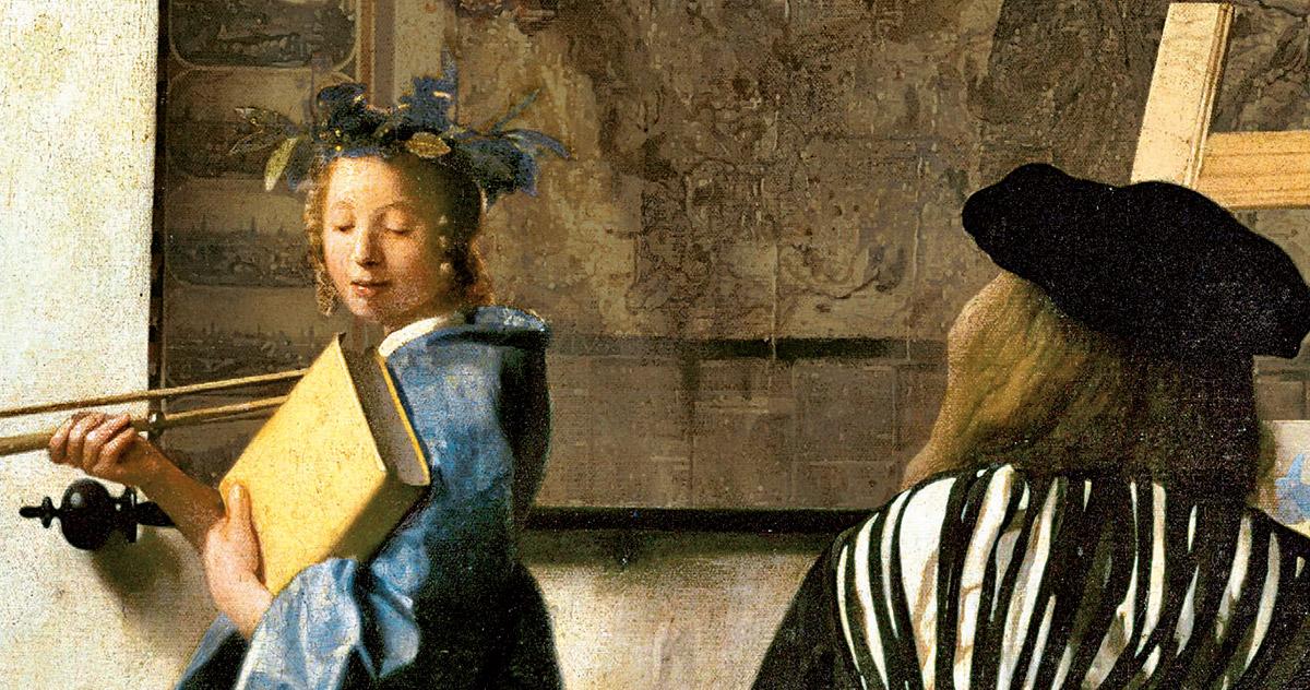 Dalla copertina del libro <em>Il museo immaginato</em> di Philippe Daverio