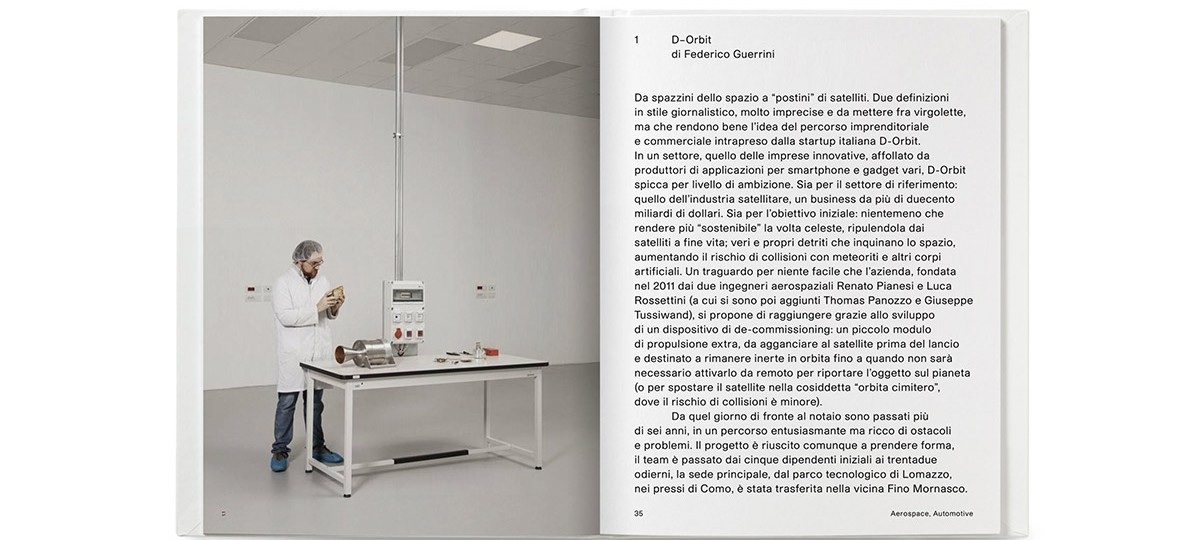 The Italian Book of Innovation