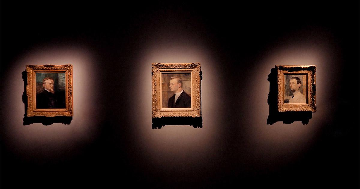 <em>Il mondo fuggevole di Toulouse-Lautrec</em>, opere in mostra, © Stefano Bonomelli