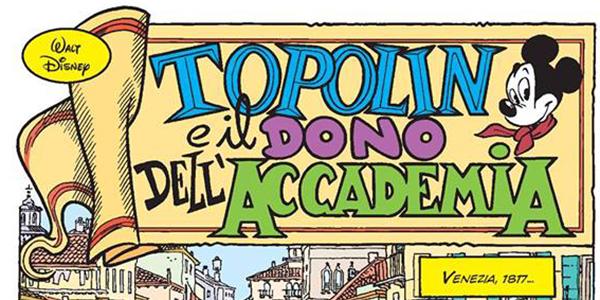 Con Topolino alla mostra su Canova, Hayez e Cicognara