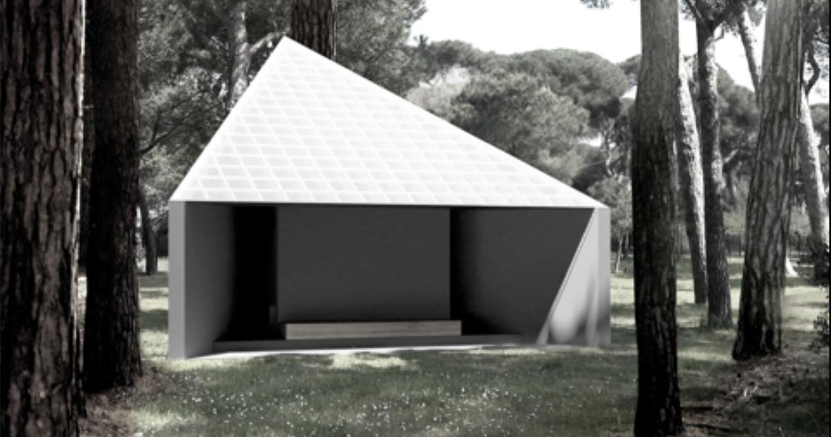 Cappella di Andrew Berman, rendering