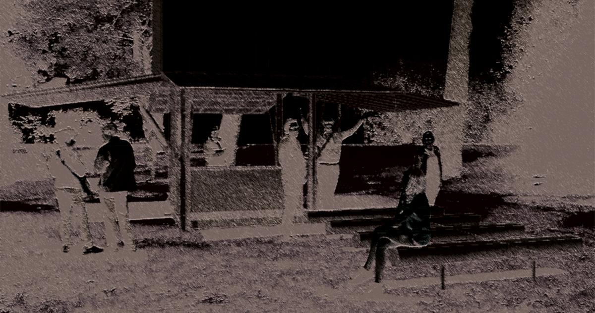Cappella di Sean Godsell, rendering