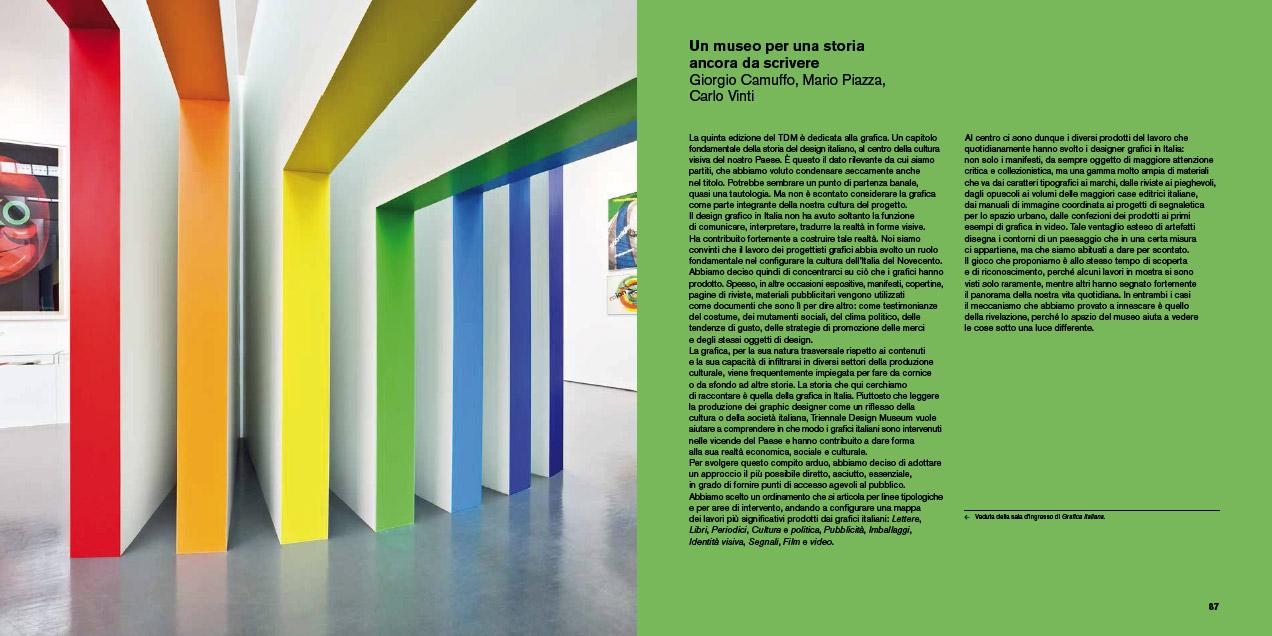 Triennale Design Museum. Il Museo Mutante