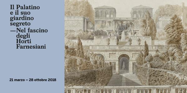 Il Palatino e il suo giardino segreto