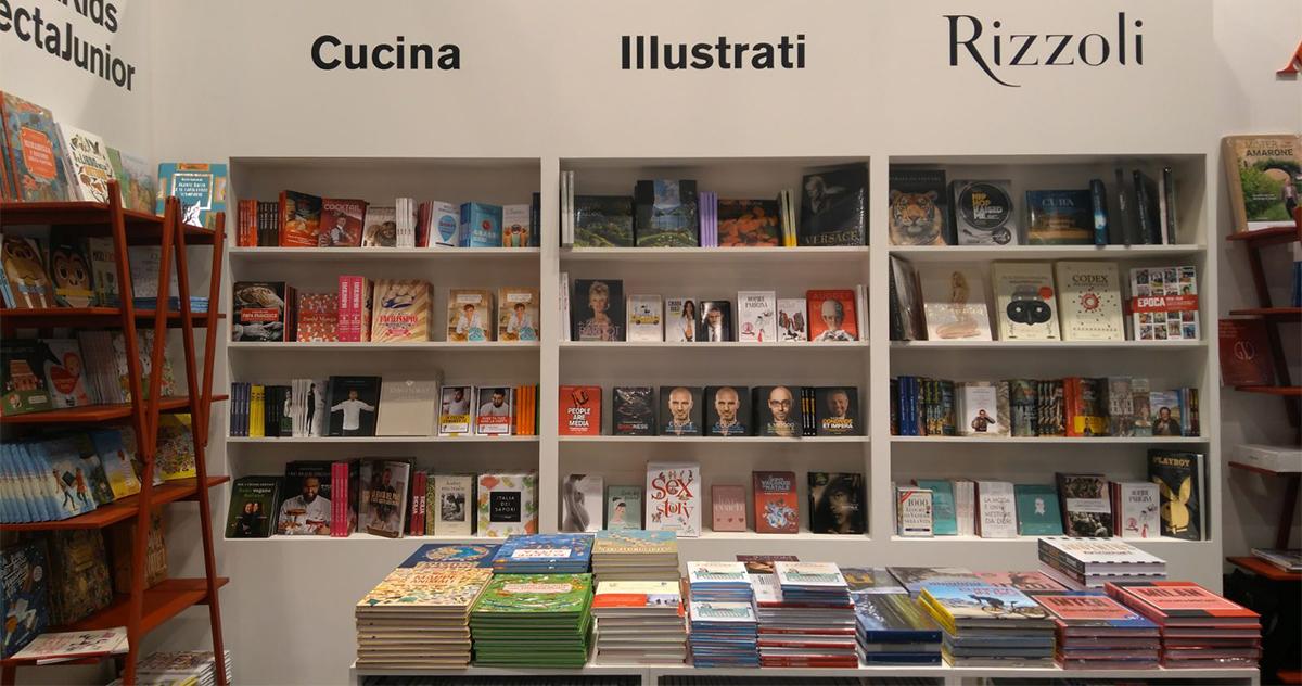 Dallo stand Mondadori Electa a Tempo di Libri
